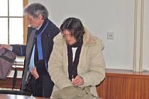 Matka, která se nestarala o svou dceru, stanula před soudem.