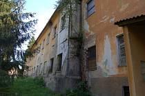Ze zaniklé obce Bystřice.