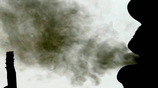 asijské první kouření