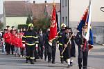 Oslavy vzniku republiky oslavili minulou sobotu 20. října v Tlumačově.