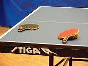 Stolní tenis. Ilustrační foto.