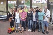 Oslava 95. let Dětského domova Staňkov.