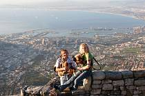 Chodská vlna na turné po Jihoafrické republice.