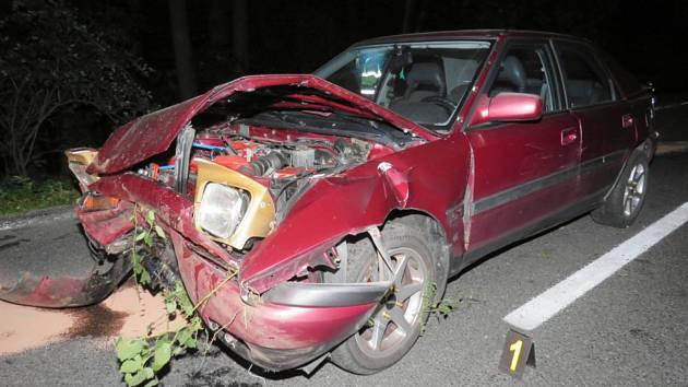 Na voze vznikla škoda za 158 tisíc korun.