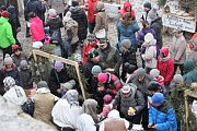 Rýzmberský staročeský advent se konal 2. adventní neděli.