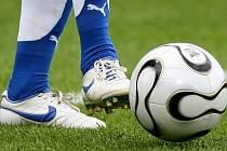 Ilustrační snímek fotbal.