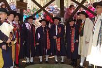Česká studánka byla odemčena v sobotu 6. dubna.