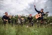 Kapela Čechomor ve středu zavítá do Domažlic. Koncert se uskuteční v tamějším letním kině.