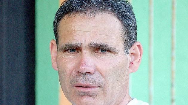 Pavel Wolf, asistent trenéra Jiskry Domažlice Zdeňka Michálka.