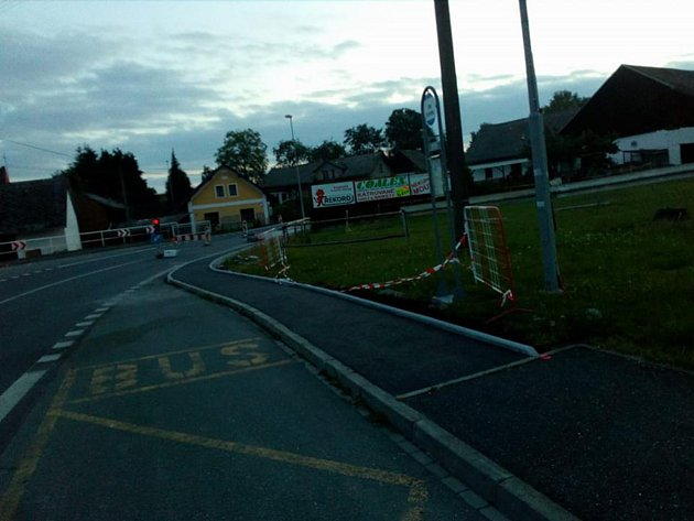 Doprava je z důvodu stavebních prací v obci Libkov řízena světelnou signalizací za pomoci semaforů. Doprava v obci je plynulá.