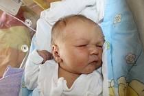 Miloslav Pavlis z Holubči se narodil 22. září ve 22:14 hodin v domažlické nemocnici. Vážil 3800 gramů a měřil 51 centimetrů.