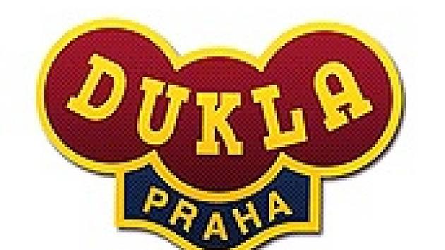 Logo fotbalové Dukly Praha.