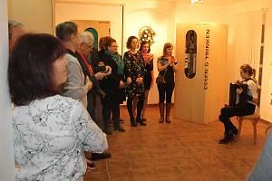 Výstavu Jak zní Horní Falc můžete nyní vidět v kdyňském infocentru.