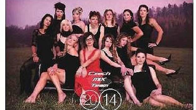 Czech Mix team nafotil kalendář