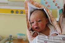 Ela Kaiserová (52 cm, 3350 g) ze Srb se narodila v Domažlicích 18. srpna. Rodiče Michaela a Jan Kaiserovi přivítali prvorozenou dcerku společně. Spolu vybírali i jméno.
