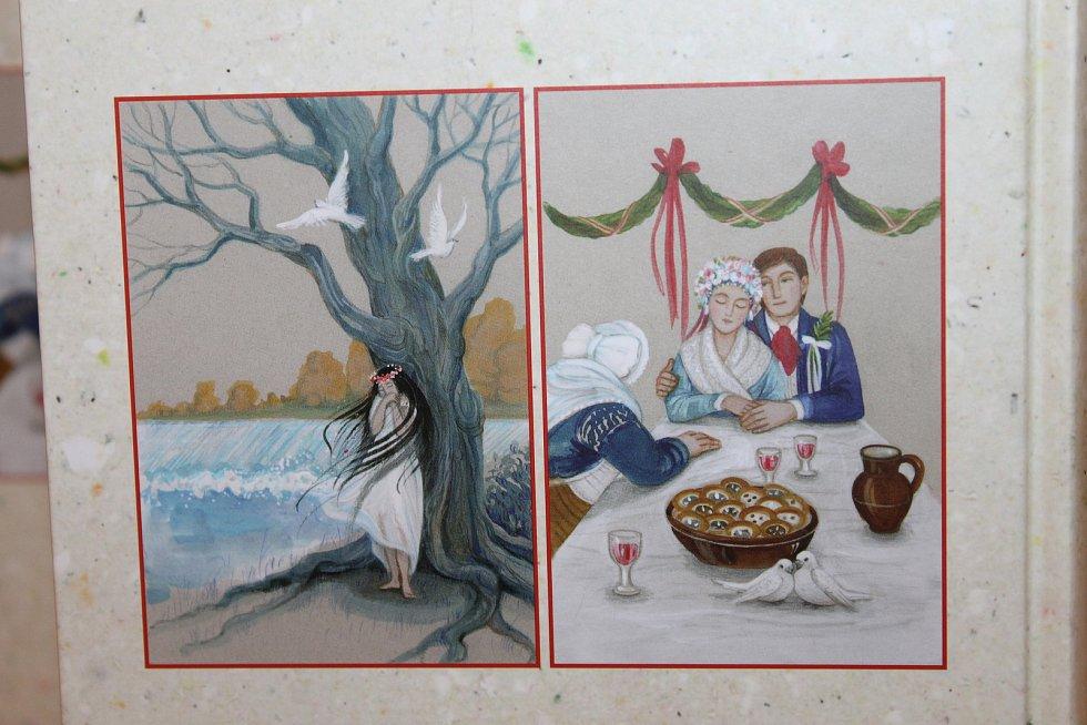 Přednáška o Babičce knize, i skutečné babičce Boženy Němcové.