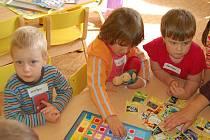 1. září začal provoz v nové domažlické školce.