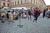 BUBENICKÝ FESTIVAL se stal součástí zahájení letošního sklářského sympozia.