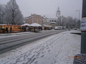 Martinská pouť v Klenčí pod Čerchovem