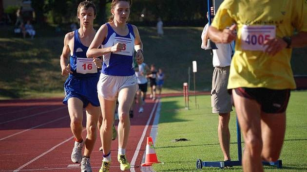 Zátopkův zlatý týden odstartoval závodem v běhu na deset kilometrů v Domažlicích.