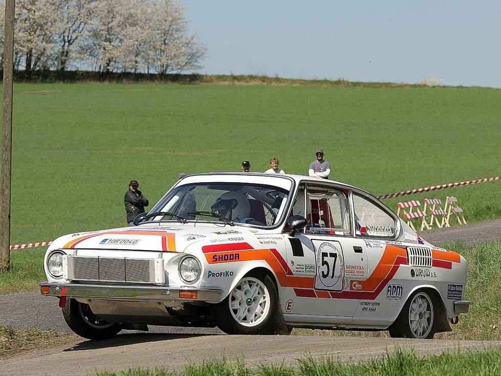 Historic Vltava Rallye.