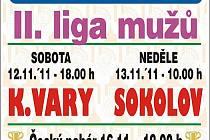 Pozvánka na další utkání basketbalistů Jiskry Domažlice.
