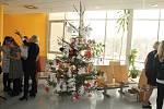 Děti dětem – slavnostní akce, která se uskutečnila v úterý 19. prosince na Dětském oddělení Domažlické nemocnice.
