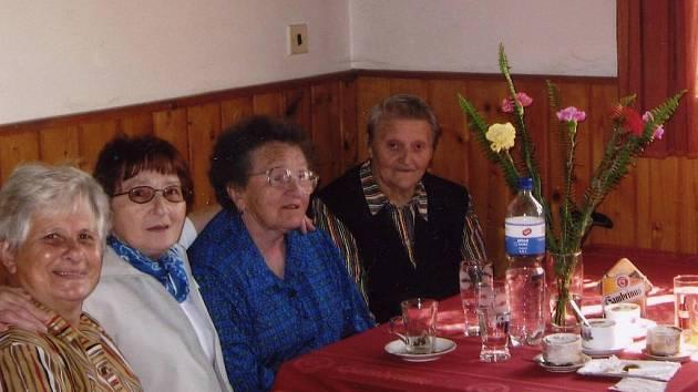 Seniorské odpoledne v Otově