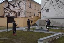 Natáčení do pořadů Peče celá země a Toulavé kamery.