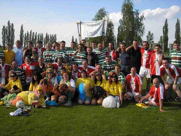 Sportovní odpoledne v Koutě
