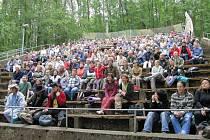 Rýzmberský guláš navštíví každoročně stovky diváků.