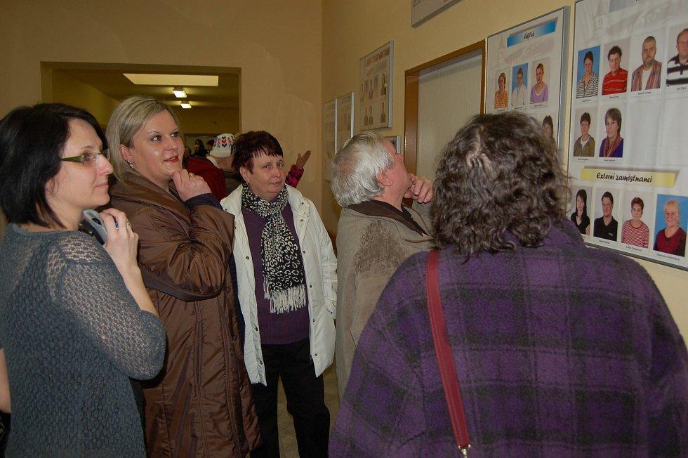 Den otevřených dveří v Domově seniorů ve Kdyni