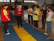 Seniorské hry v Domažlicích