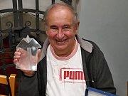 Významné ocenění dostal domažlický vedoucí Pionýrů za aktivní celoživotní práci.