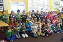 SPOLEČNÉ SETKÁNÍ žáků základních škol z Domažlic a Furthu im Wald.