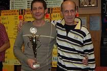 Z vyhlášení Běžce Chodska 2010 v Hluboké.