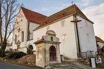 Kapucínský klášter v Horšovském Týně.