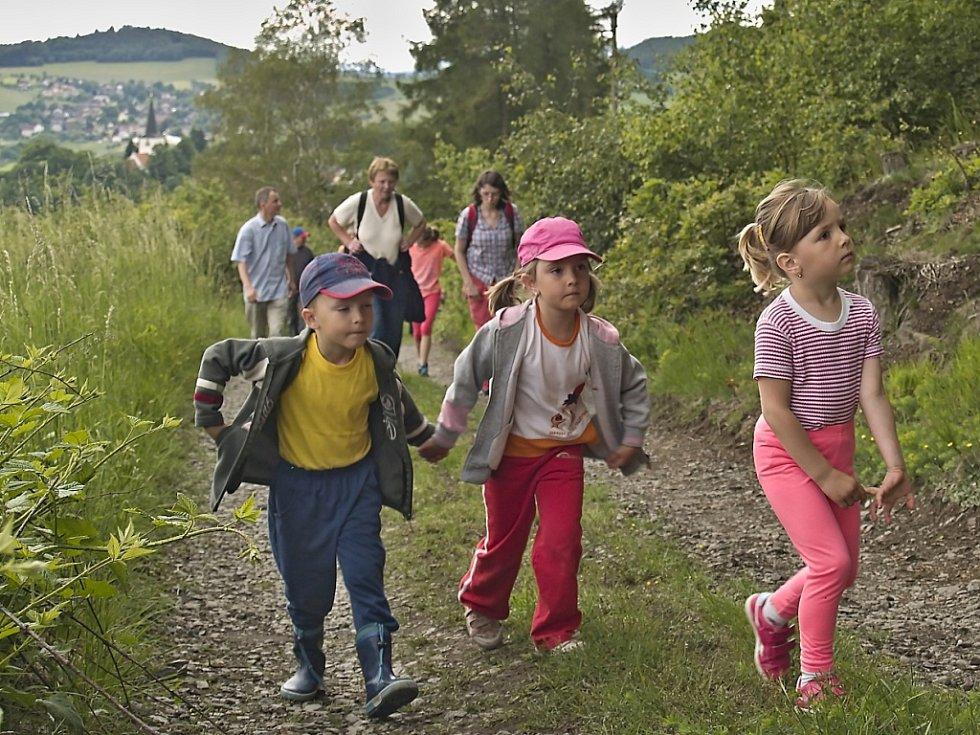 Den dětí v Loučimi.
