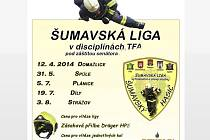 Šumavská liga 2014.