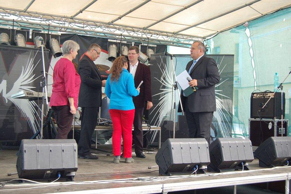 Ocenění Bělských osobností roků 2014.