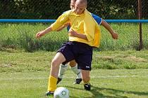 Z derby FK Staňkov a Sokol Krchleby.