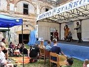Folk-country festival v Čečovicích