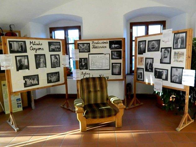 Z interiéru MKIS Poběžovice.