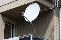 Satelit - Ilustrační foto.
