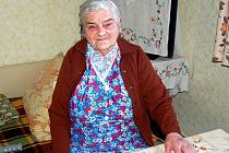 Jiřina Weberová oslavila devadesátiny.