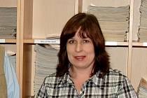 Lenka Schirová, ředitelka domažlické knihovny.
