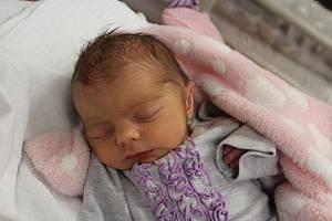 Lili Kraftová z Nové Vsi u Kdyně se narodila v klatovské porodnici 7. září v 8:38 hodin (2620 g). Pohlaví svého třetího potomka věděli rodiče Veronika a Václav dopředu. Doma se na sestřičku těší Ashley (4) a Natálie (2).