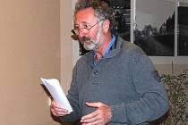 Na jednání zastupitelstva České Kubice starosta Vladimír Koranda občanům představil a vysvětlil letošní rozpočet.