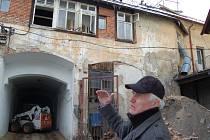 Přestavba bývalé chemičky na společenské a vzdělávací zařízení je jednou z velkých investičních akcí města Kdyně.