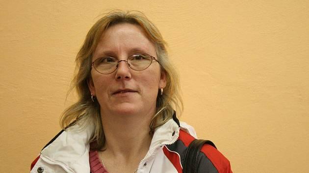Iveta Fictumová z Puclic, matka šestnáctiletého Lukáše.